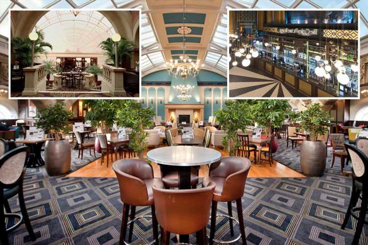 The 10 most beautiful Wetherspoons in the UK – including former cinemas and old bingo halls – The Sun