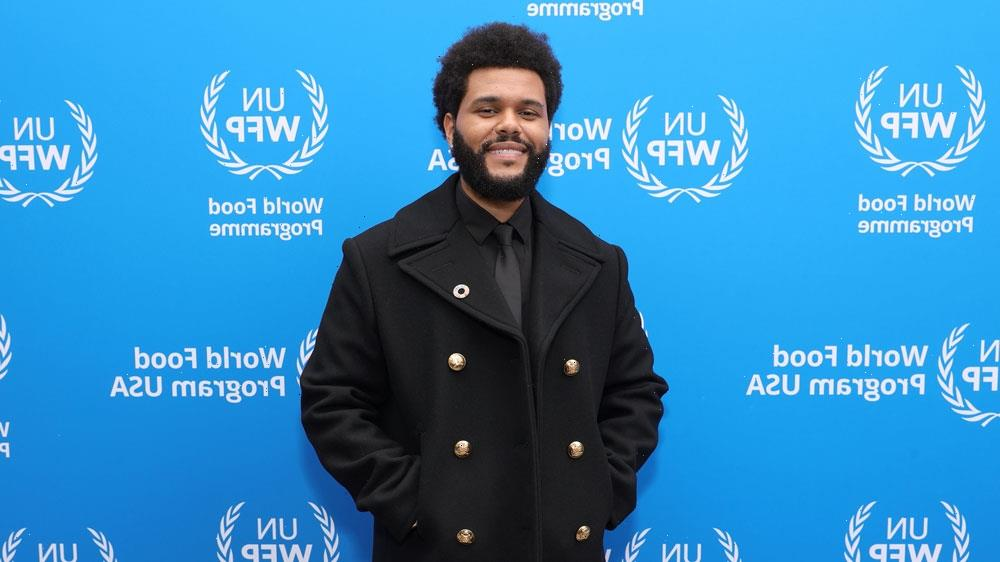 The Weeknd Named United Nations World Food Programme Goodwill Ambassador