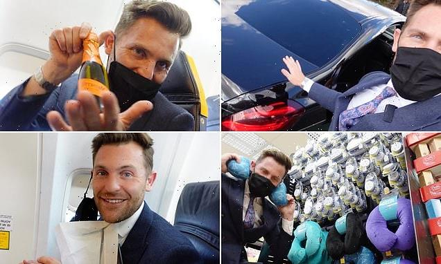 Travel expert buys every extra in bid to make Ryanair trip first class