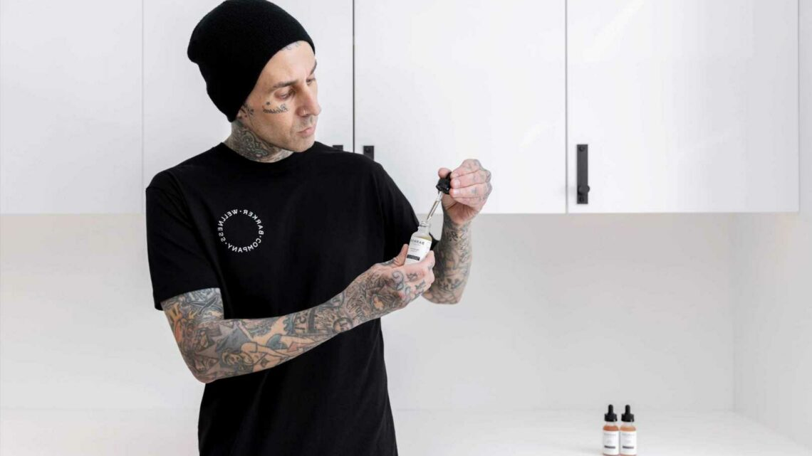 Travis Barker Talks Turning to CBD to Help With Pain Relief and Recovery