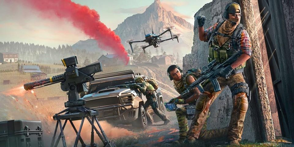 Ubisoft Announces Its Own 'Ghost Recon Frontline' Free-to-Play Battle Royale