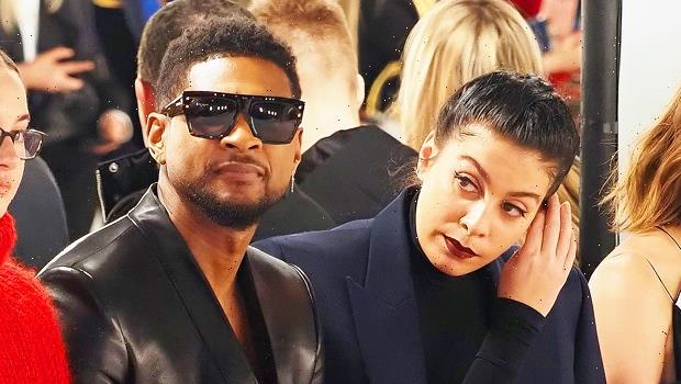 Usher's Baby Born: Singer Welcomes His 4th Child, Son Sire Castrello Raymond