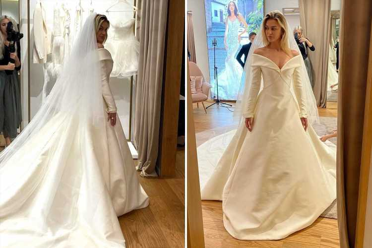 Vanderpump Rules fans rip Lala Kent's modest wedding dress and say it's 'too old-fashioned'