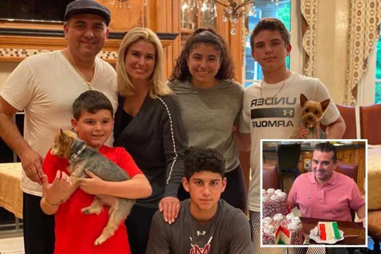 Who are Cake Boss star Buddy Valastro's children?