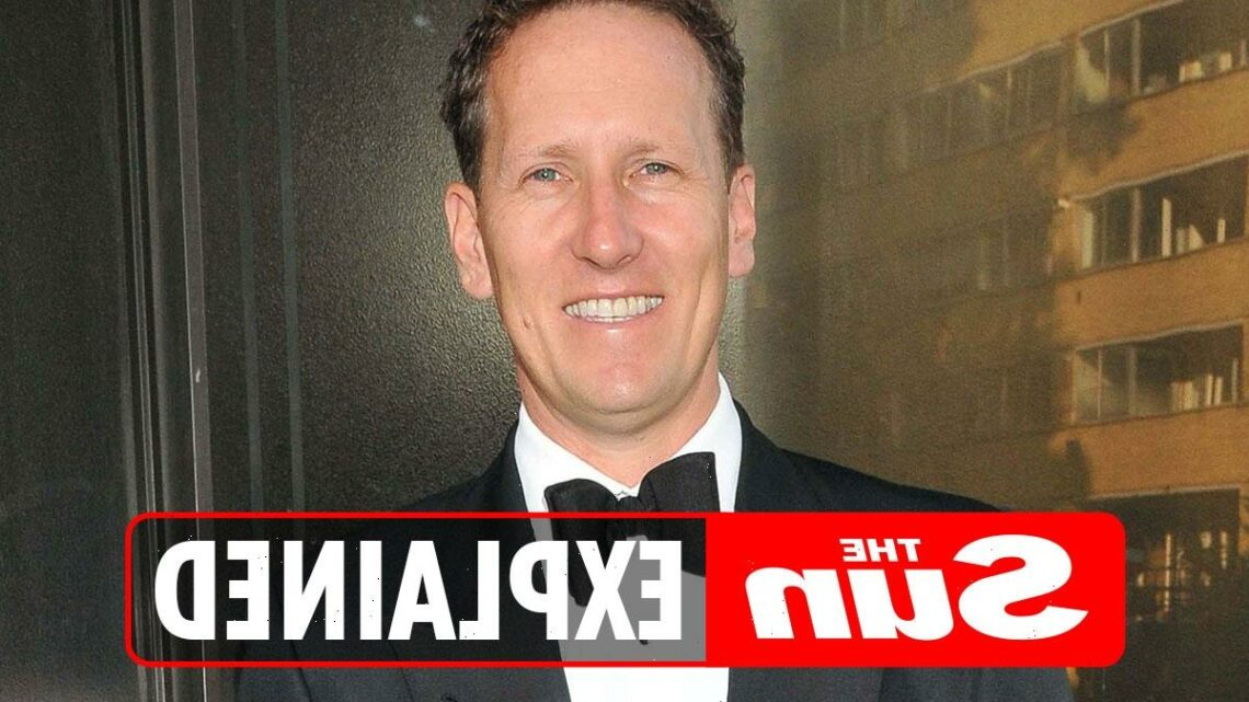 Who is Brendan Cole and what's his net worth? – The Sun