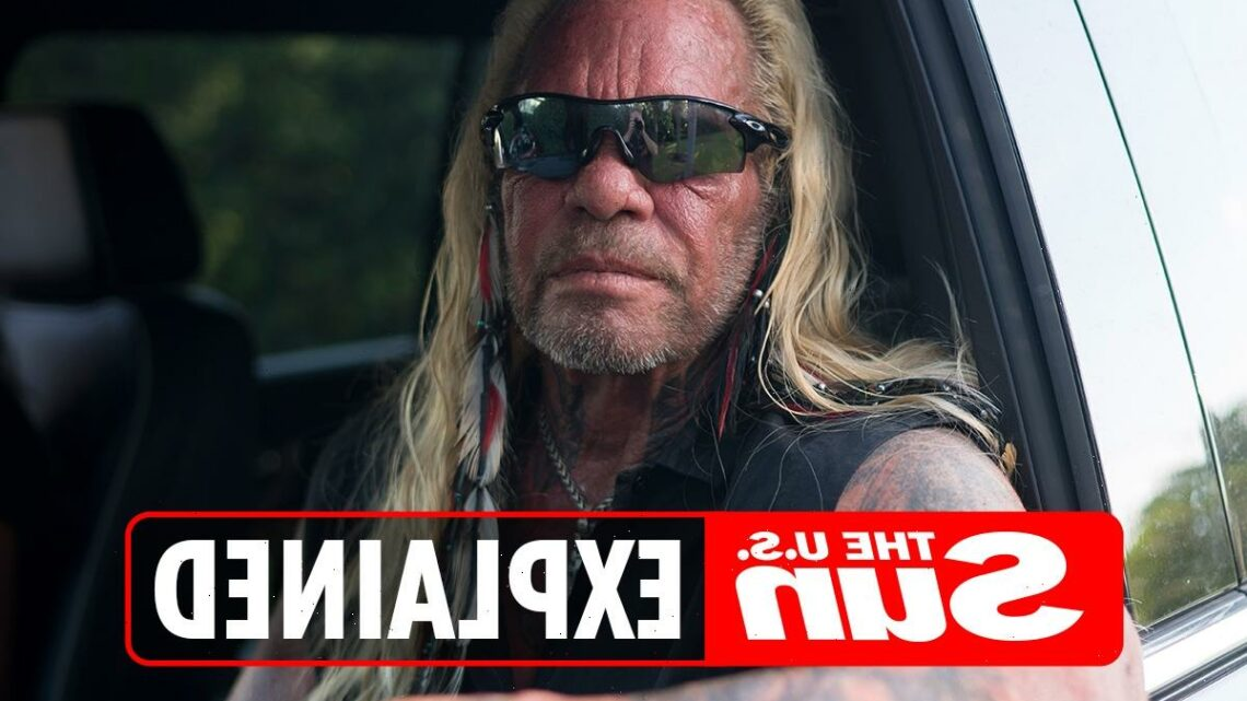 Why did Dog the Bounty Hunter go to prison?