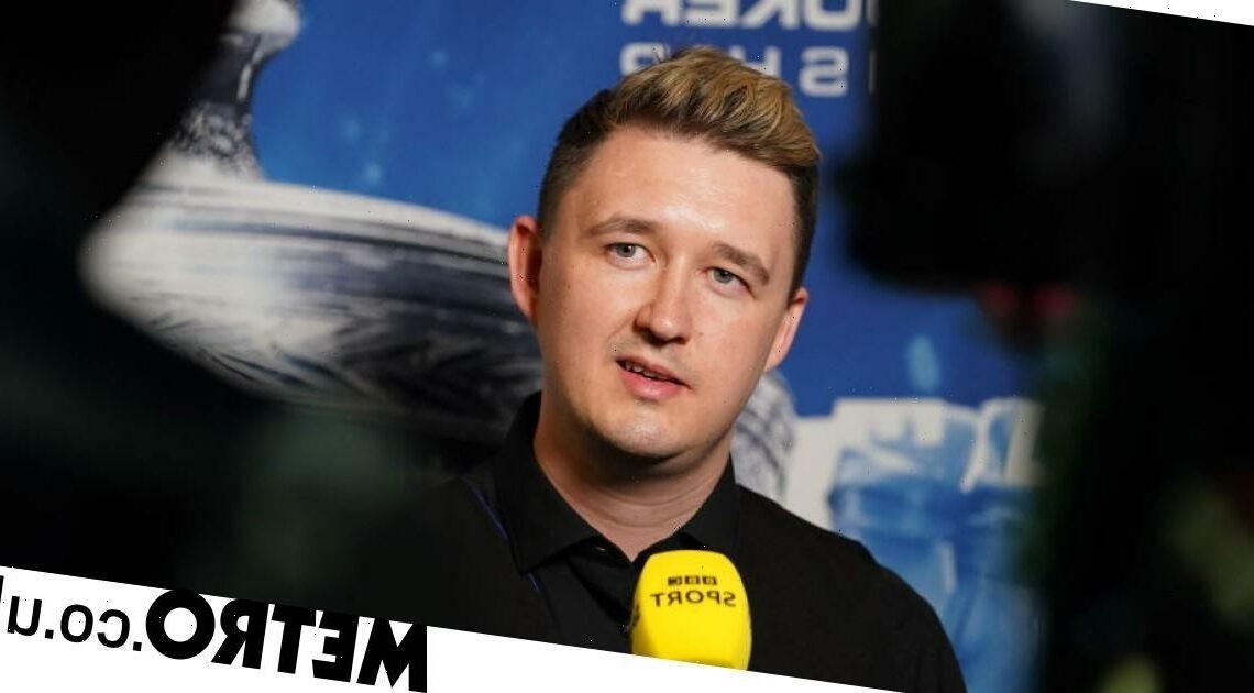 Wilson on 'nonsense' Crucible talk, Murphy celebrations and World Champs 'gripe'